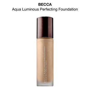 BECCA Aqua Luminous Perfecting Foundation in Tan
